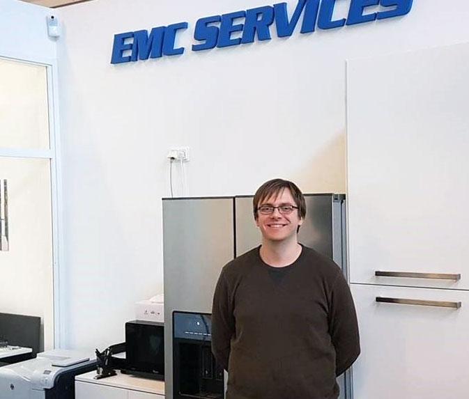 EMC Services anställer ny EMC-ingenjör