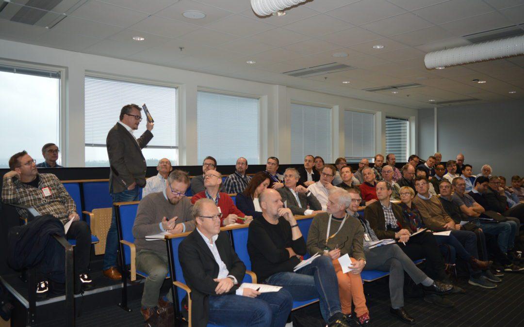 Välbesökt IEEE-möte