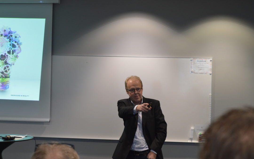 Lennart Hasselgren ny ordförande i IEEE EMC Sweden chapter