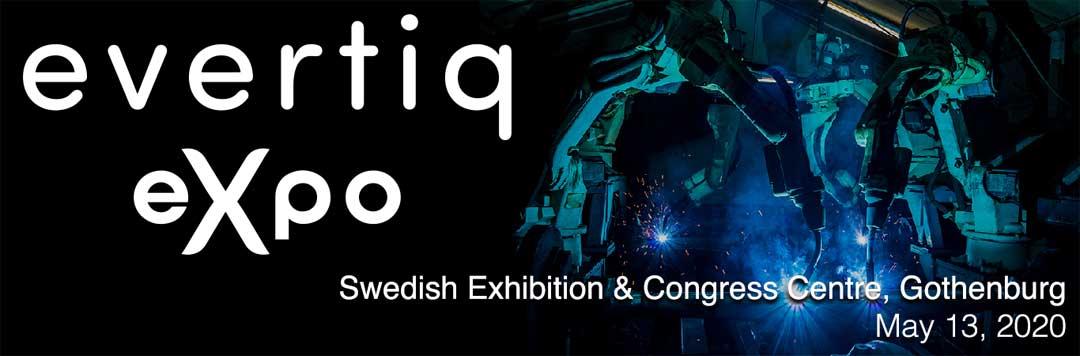 Träffa oss på Evertiq Expo i Göteborg – 13 maj 2020