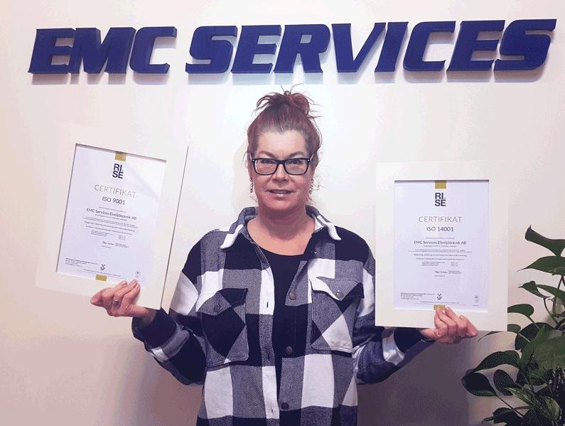 ISO-certifiering – ISO 9001 och ISO 14001